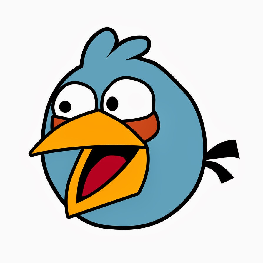 angry birds   blue bird by darrentaxi-d4gat1b